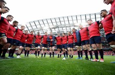 Munster will need to make several changes for this weekend's return to Pro12 action