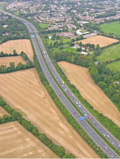 Third lane needed on N11 or Wicklow and Dún Laoghaire Rathdown will begin to suffer, report finds