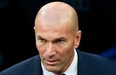 Zidane denies he botched El Clasico tactics