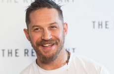 Tom Hardy catches 'motorcycle thief' after chase in London