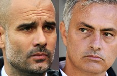 Mourinho: City favourites for top four, not United