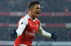 Alexis Sanchez won't be sold to another Premier League club says Wenger