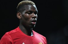 Paul Pogba ruled out of Manchester derby