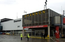 Lecturer charged with the criminal damage of US navy aircraft at Shannon