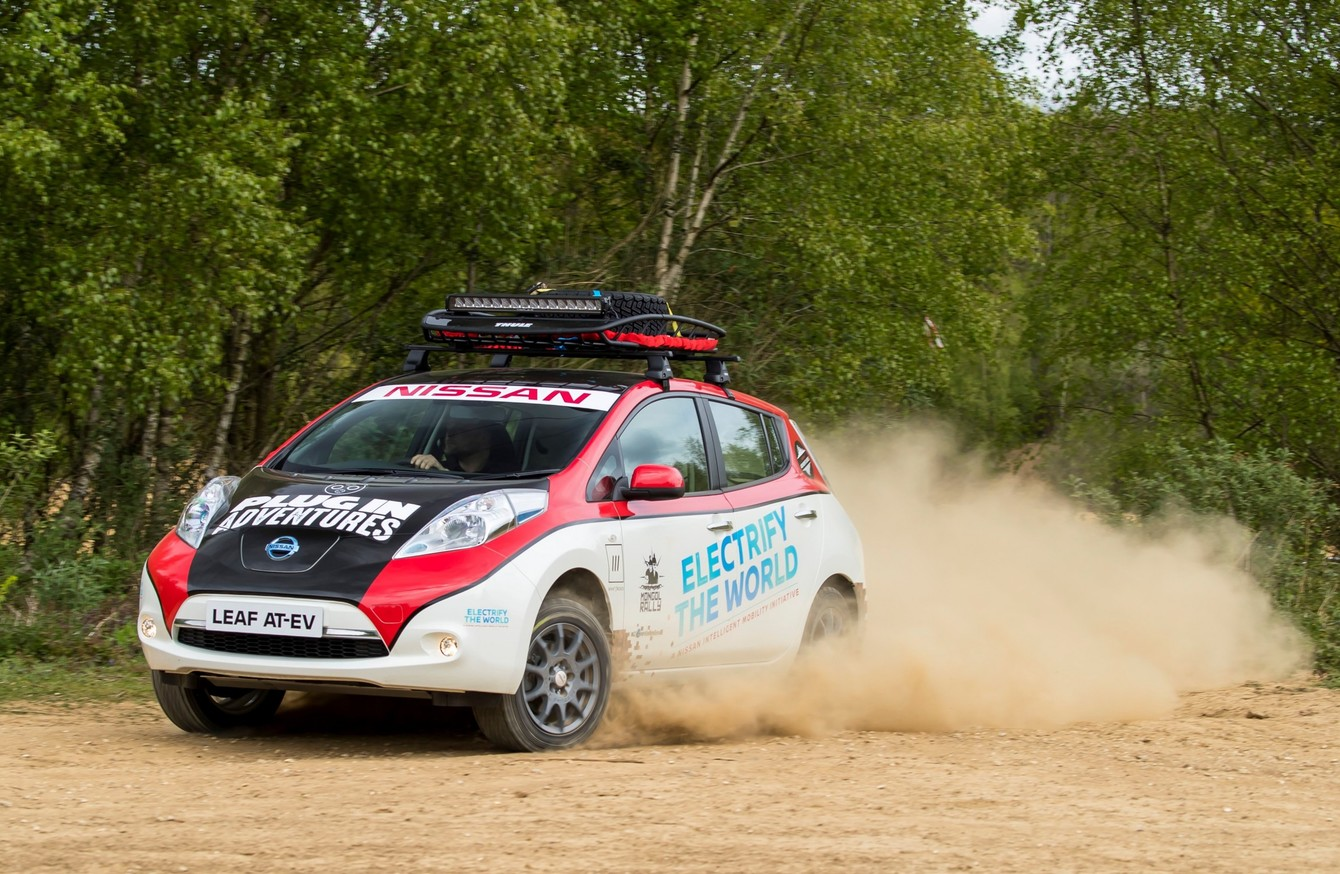 Mongol Rally · TheJournal.ie