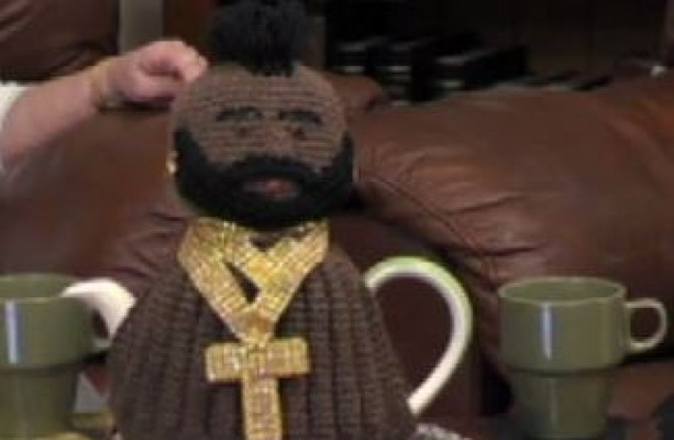 Knitting Pattern For Michael D Higgins Tea Cosy : People were loving Angela and Eileens Mr. T tea cosy on ...