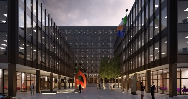 Bank of Ireland's former Dublin HQ is getting a facelift and a new tenant