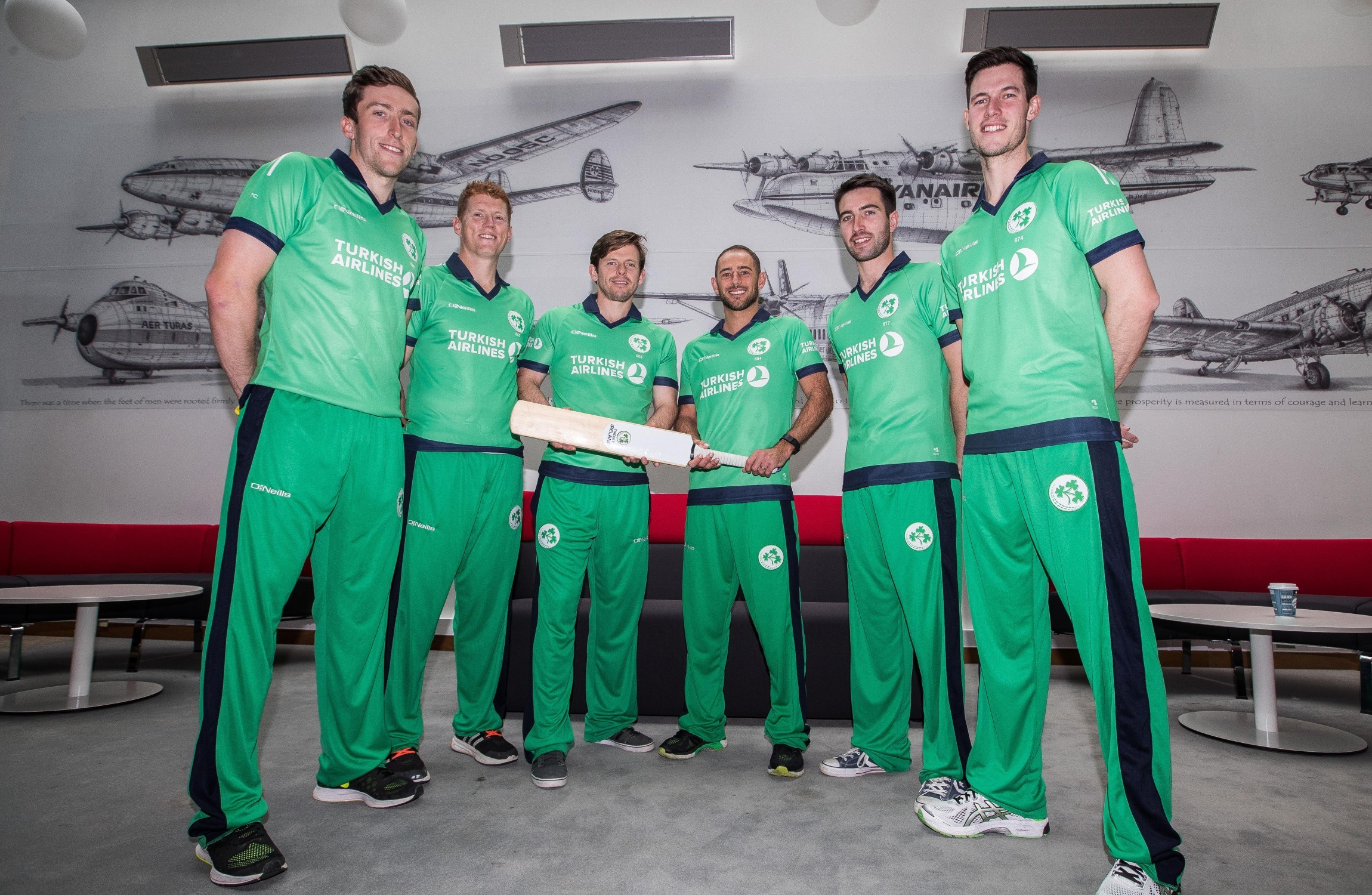 Cricket Ireland confident of Test status admission