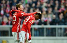 Coman Get Me Plea! Bayern Munich sign Kingsley on permanent deal until 2020