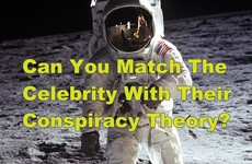 Can You Match This Celebrity to Their Favourite Conspiracy Theory?