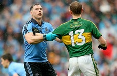 Marking Colm Cooper, continuing to improve at 29 and adapting to Kerry's new-found aggression