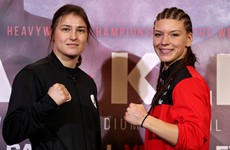 Nina aims to pop idol Katie: 'You've got to box the best to be the best'