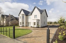 Professionally landscaped country homes less than an hour from Dublin