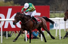 Mullins closes the gap on Elliott after Unowhatimeanharry's thrilling win at Punchestown