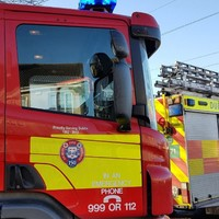 Gardaí investigate after elderly woman dies in house fire in north county Dublin