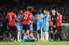 Mourinho: 'It's a bit of a red card and a bit of a very smart, very experienced Argentinian player'
