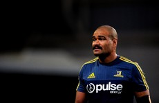 A beautifully-moustached Patrick Osborne helped the Highlanders run riot
