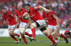 'I just hope I left the odd mark along the way' - ex-Munster player Coughlan set to retire