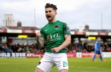 Maguire scores again as Cork City move 12 points clear