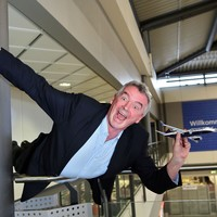 Ryanair is putting �1.5m into Trinity College's new 'professor of entrepreneurship'