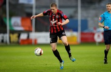 Bohs secure first win in 5 weeks to heap misery on Harps