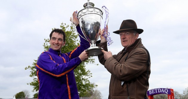 This one's for you, Dad! Patrick treble gives Willie Mullins edge in trainers' fight