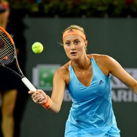 Sharapova 'extra help' blasted by Stuttgart opponent