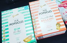 Aldi has introduced actual gin & tonic ice pops to Ireland just in time for summer