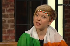 The Late Late Show met some of Ireland's newest citizens