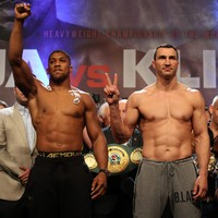 Joshua prepared to be patient as Klitschko 'won't be able to keep up the pace'