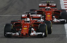 No Russian roulette for Ferrari thanks to first front-row lockout in 9 years