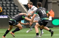 Ospreys fend off Ulster comeback and all but end their Pro12 dream