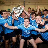 Farrell doesn't see himself as future senior boss as he ends underage reign with Dublin