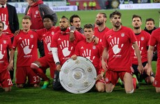 Untouchable! Ancelotti's Bayern clinch record-extending Bundesliga title in style