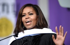 Michelle Obama rules out running for elected office