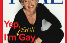 Ellen DeGeneres shared a brilliant update on her iconic 1997 Time Magazine cover