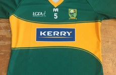 Sneak preview: The new Kerry Ladies football jersey is a smasher
