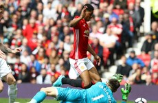United reject claims of Rashford dive despite Swansea anger