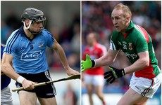 Former Dublin All-Star and ex-Mayo defender part of the New York squad to face Sligo this weekend