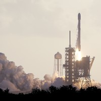 Watch Elon Musk's SpaceX launch and then land its first rocket for the US military