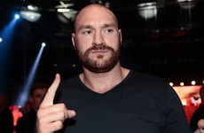 Fury boasts: I can beat 'pumped-up weightlifter' Joshua with one arm tied behind my back