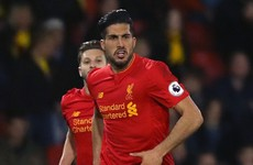 Watford winner 'the best goal I've ever scored', admits Emre Can