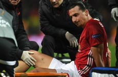 Ibrahimovic undergoes successful surgery, expected to make 'full recovery'
