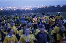 Right now, around 150,000 people are about to walk from Darkness Into Light