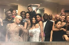 Kylie Jenner took a star-studded selfie in the jacks at the Met Gala... It's the Dredge