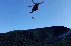 Man airlifted to hospital after serious fall on Mourne Mountains