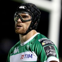 Former Leinster and Ireland U20 out-half McKinley called into Italy squad