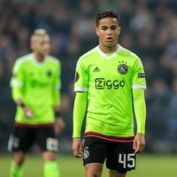 Kluivert Jr follows dad's footsteps at Ajax