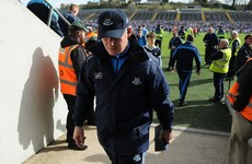 Jim Gavin is staying on as Dubs manager for another two years