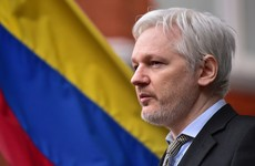 Assange asks Sweden to drop arrest warrant so that he can fly to Ecuador